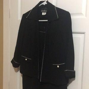 Positive Attitude Petite size 10 dress / suit